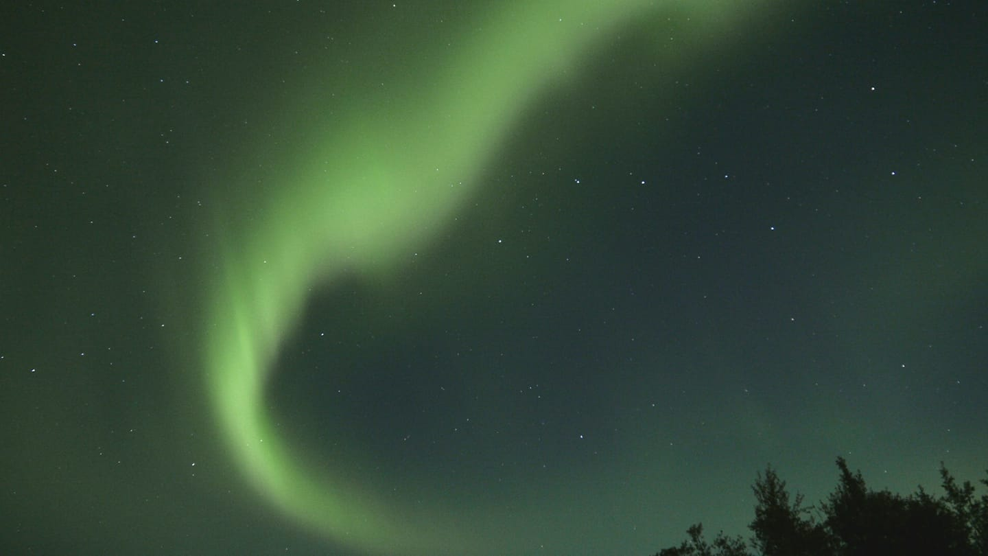 Experiencing the Northern Lights